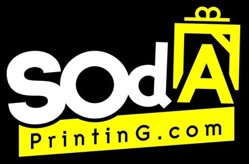 logo sodaprinting